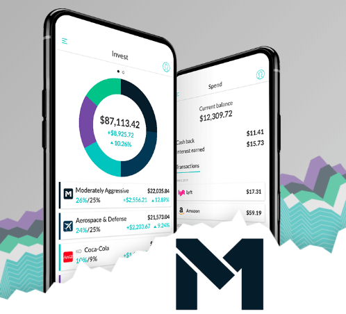 M1 Finance app passive income apps