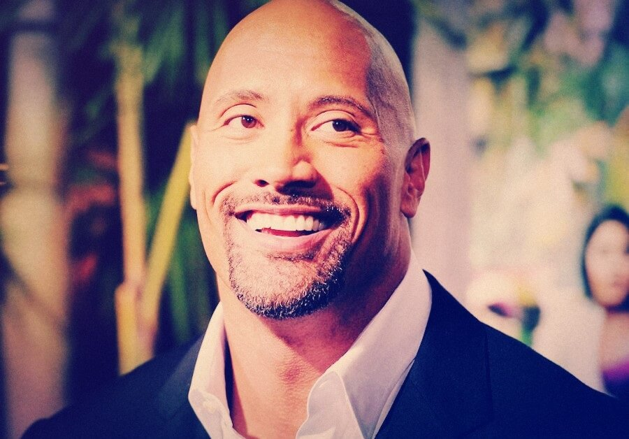 Dwayne Johnson highest paid actors of all time
