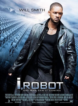 I Robot will smith movies 2020