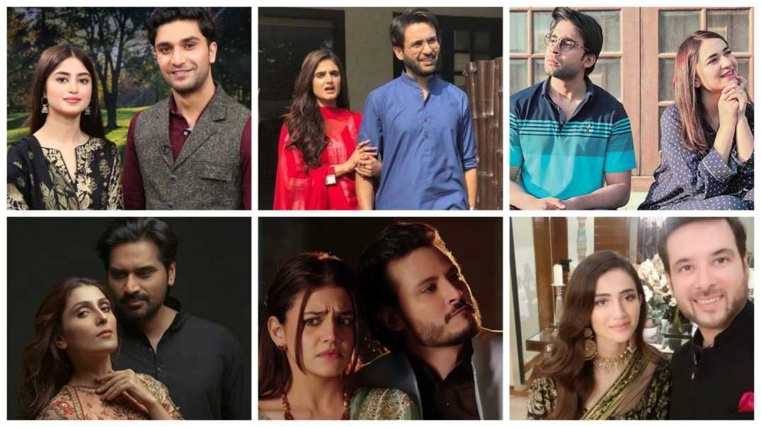 Most Popular On Screen Couple