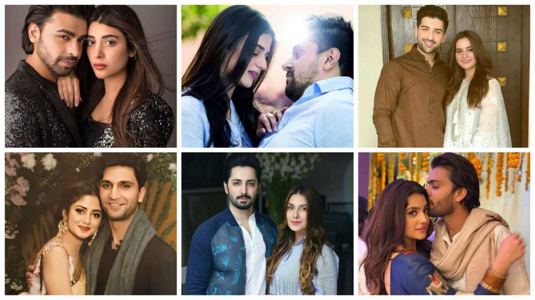 Most popular Off Screen Couple