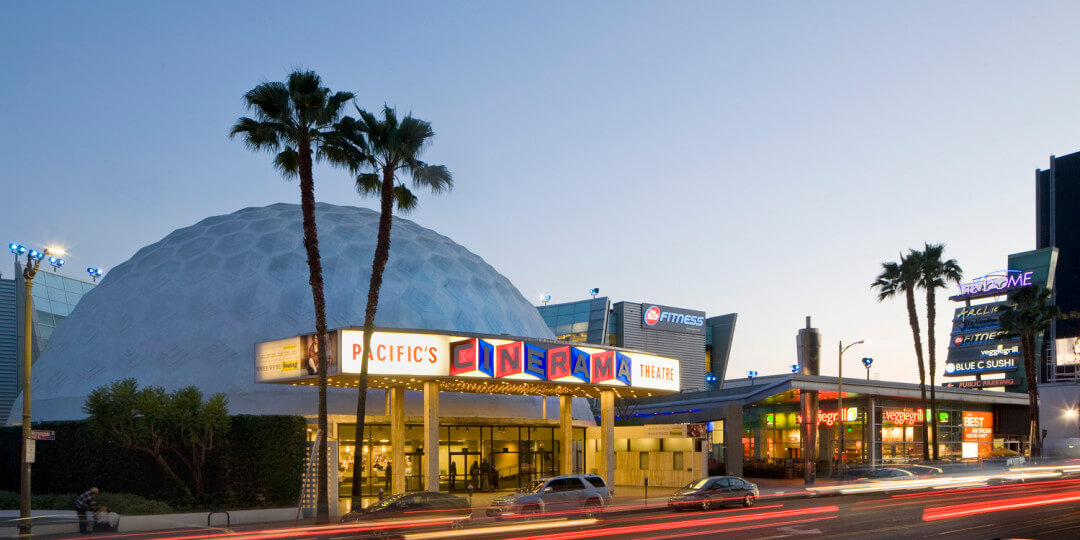 The Dome Entertainment Center movie theaters