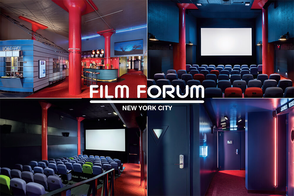 film forum in the list of finest movie thaters