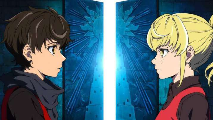 best action romance anime The Tower of God