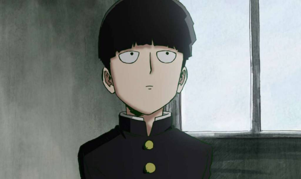 top action anime Mob Psycho 100