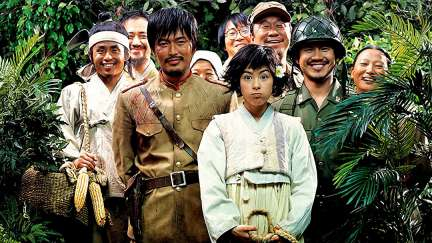 Welcome to Dongmakgol korean comedy movies
