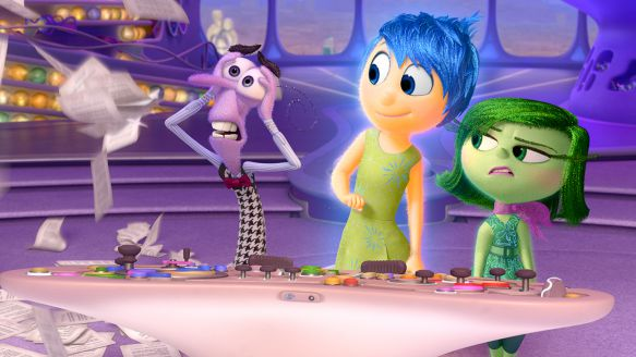 Inside Out 2015 mental health movies