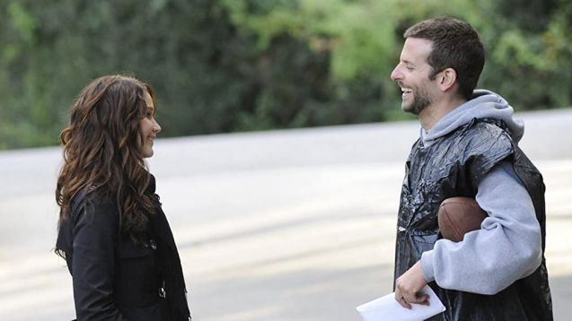 Silver Linings Playbook 2012 movies about mental illness