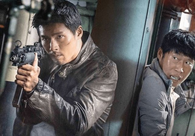Confidential Assignment best action asian movies