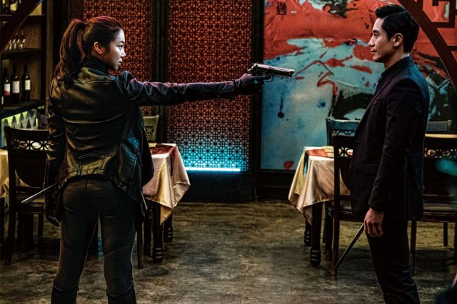 The Villainess best asian movies