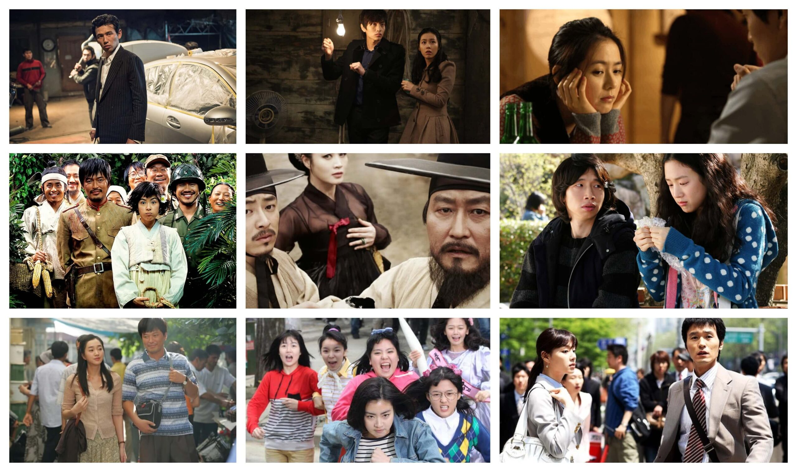 20 Korean Comedy Movies To Watch [2021]