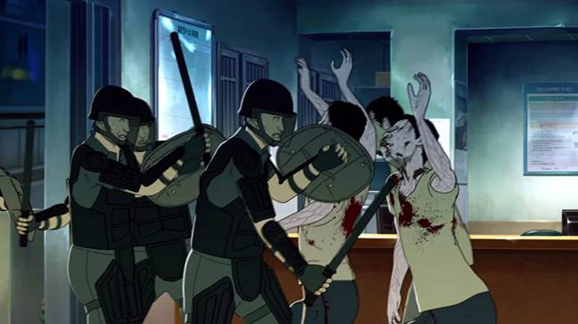 SEOUL STATION best horror anime movies