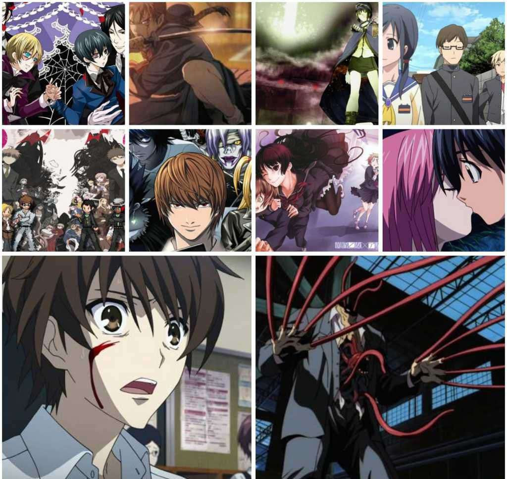 Top 25 Horror Anime Movies and Scariest Anime Series of All Time [2021]